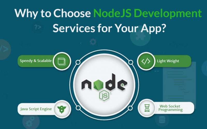 Why to Choose NodeJS Development