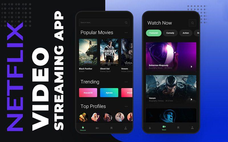 Why Netflix Clone Video Streaming App Development is Popular?